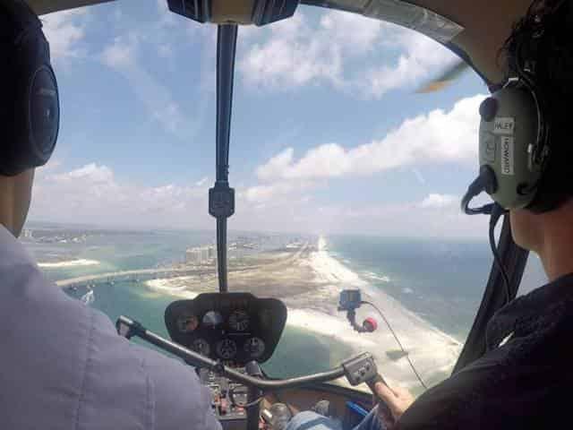 destin helicopter tour