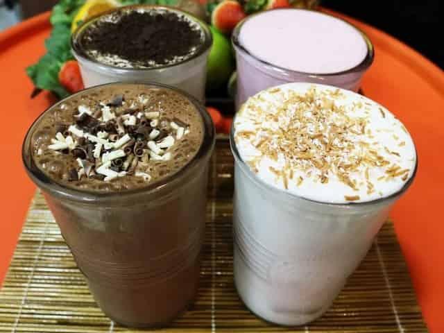 milkshakes in sandestin fl