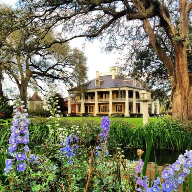estate at houmas house plantation