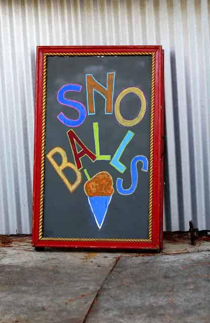 snoball stand navarre beach