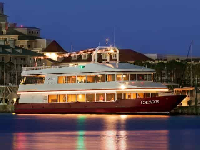 solaris dinner cruise in sandestin, fl
