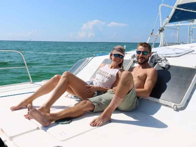 private sailing charter near miramar beach fl