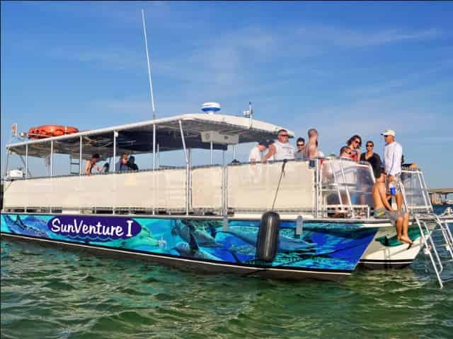 sunventure cruises near miramar beach fl