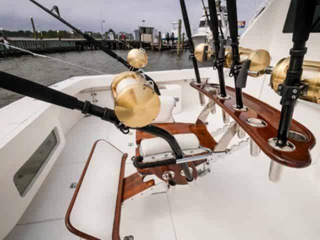 trolling offshore fishing charter