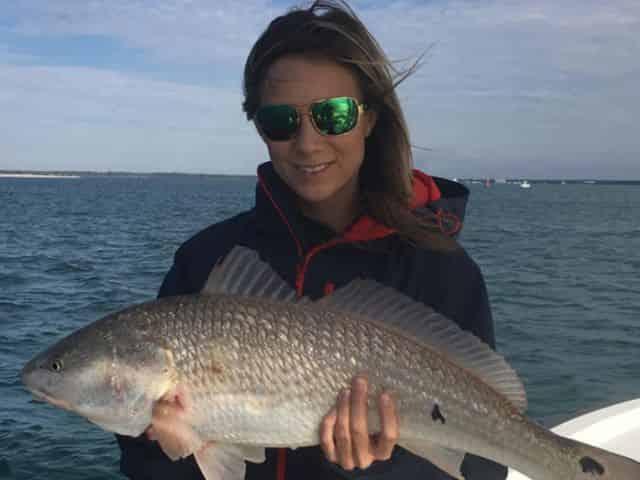 bay fishing charter destin