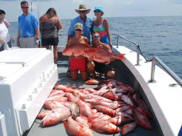 deep sea fishing charter destin
