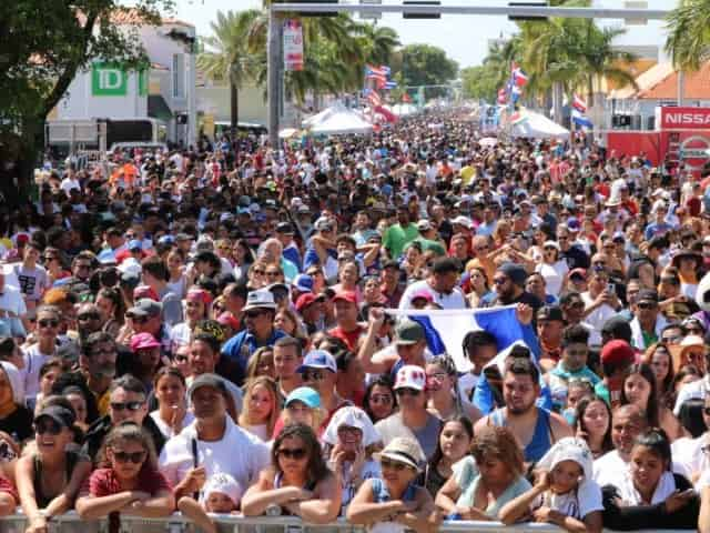 carnaval miami and the calle ocho music festival