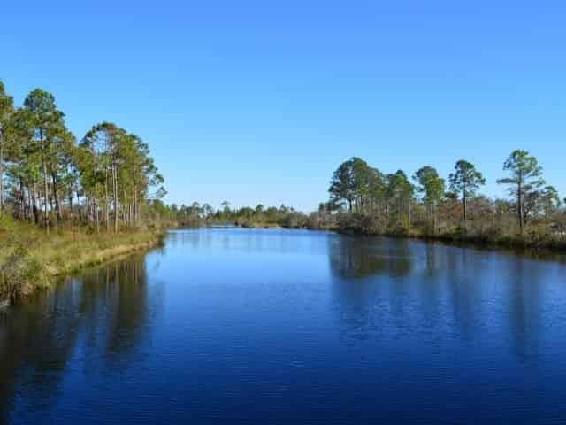 Big Lagoon State Park in Pensacola, FL