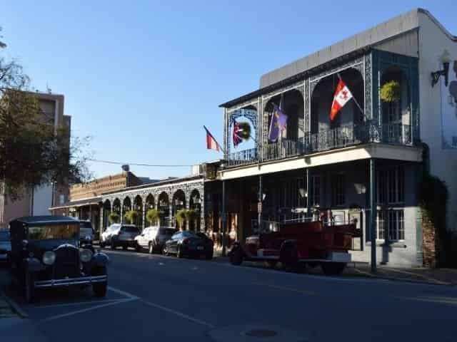 Seville Quarter in Pensacola, FL