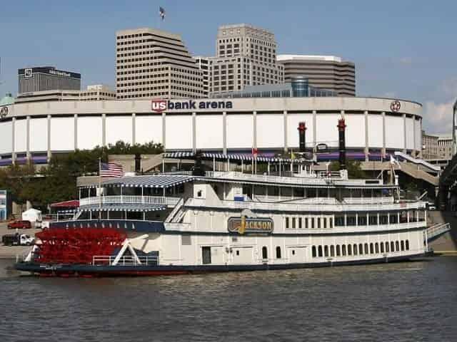 General Jackson Riverboat in Nashville