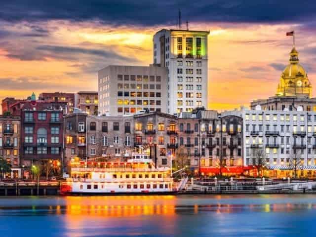 Riverboat Tour at Savannah's Historic Riverfront