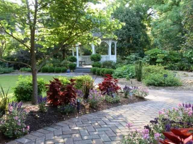 The Cottage Gardens at the Coastal Georgia Botanical Gardens