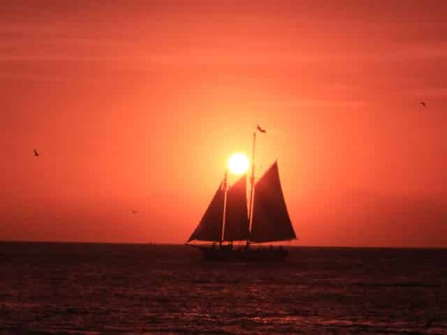 scenic key west sunset sail