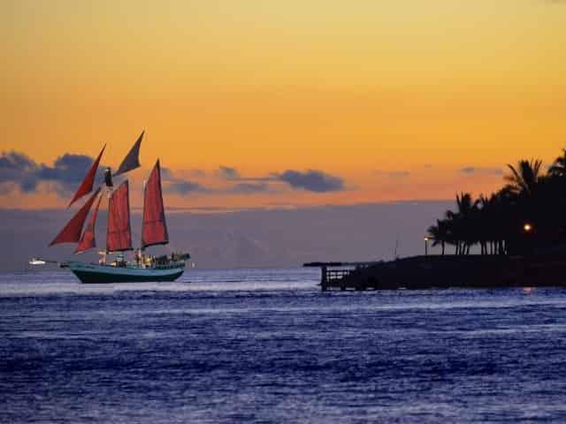 key west combination sailing tour