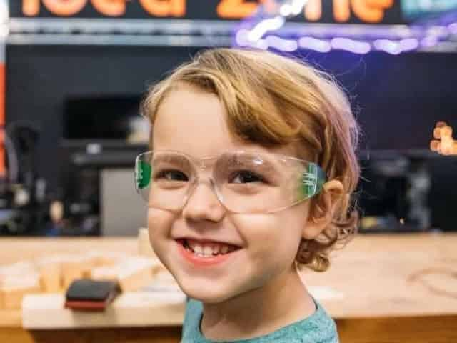 kid-friendly fun at the Museum of Science and Industry