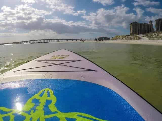 paddleboard rentals in destin florida