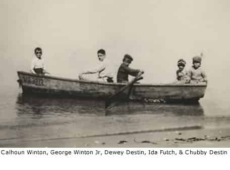 historic destin fisherman