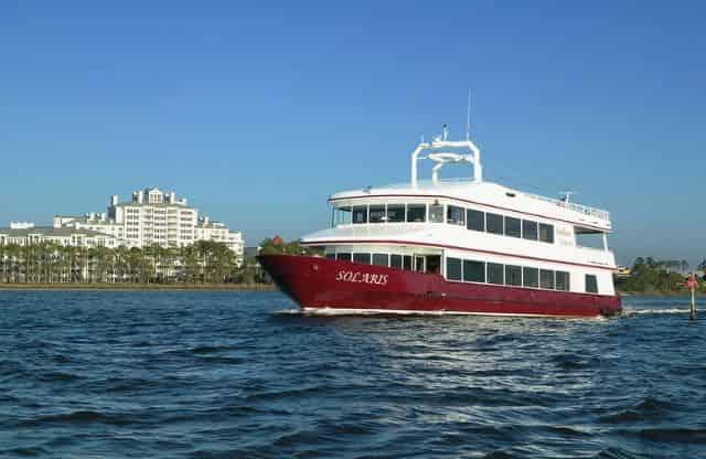 sandestin solaris dinner cruise