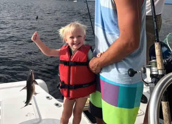 kid friendly fishing tour destin story