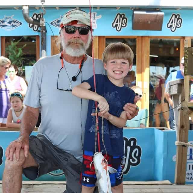 destin fishing rodeo weigh in