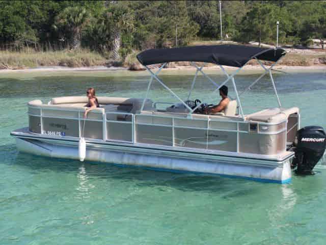 Florida Keys pontoon boat restrictions