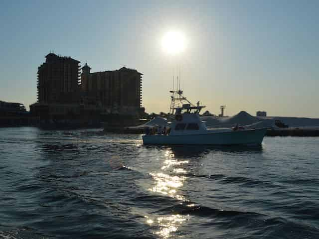 history of seafood festival in destin