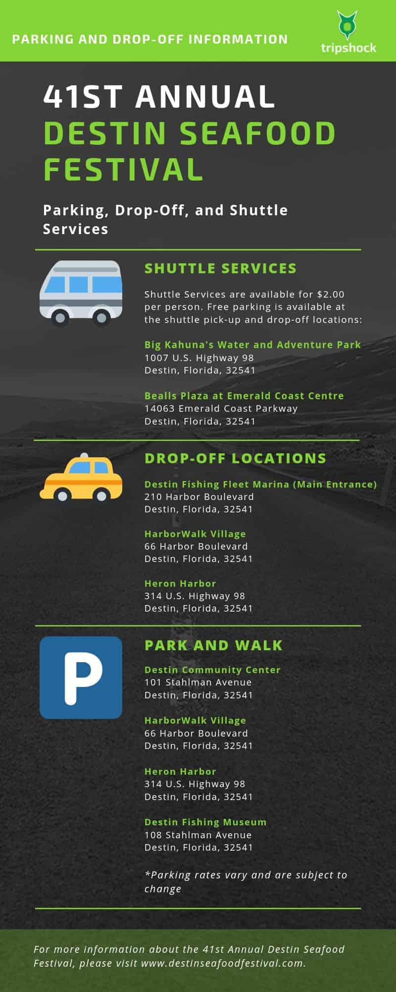 destin-seafood-festival-parking-information