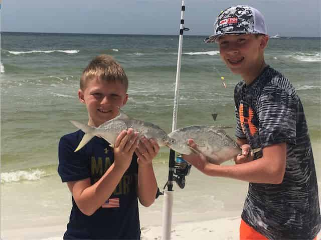 shore fishing license requirements