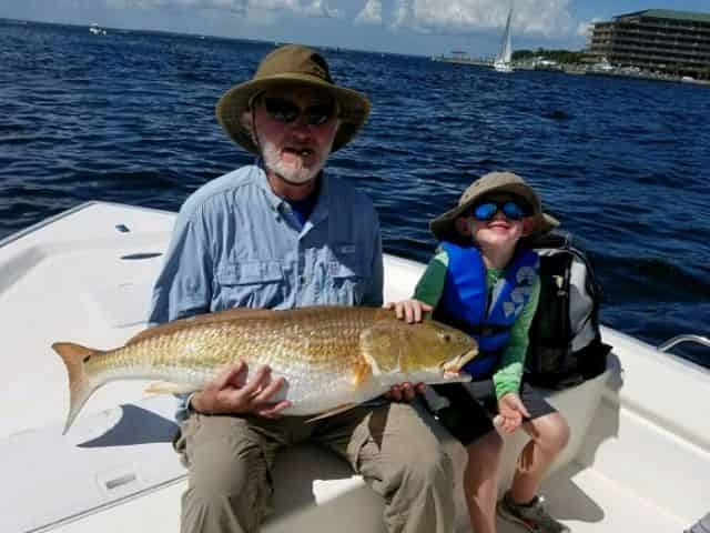 rules and regulations for fishing in destin