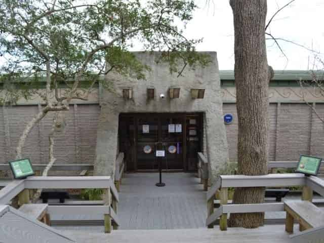 Indian Temple Mound Museum in downtown Fort Walton Beach