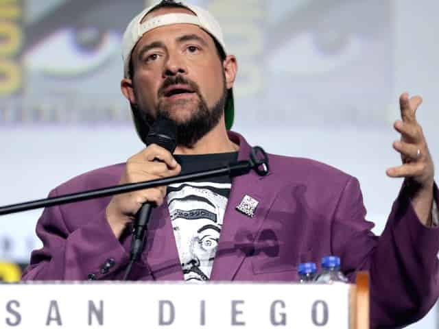 kevin smith speaking about jay and silent bob reboot