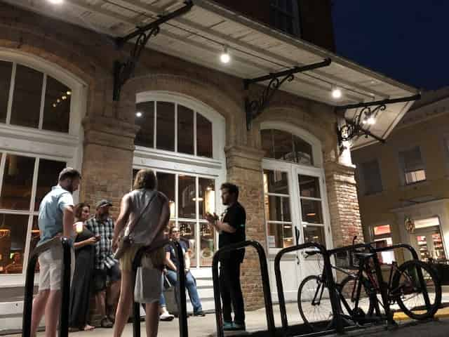 new orleans walking ghost tour