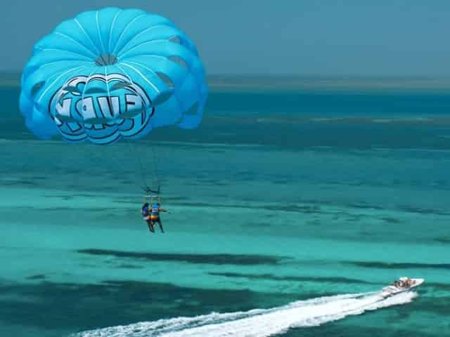 parasailing in key west fl