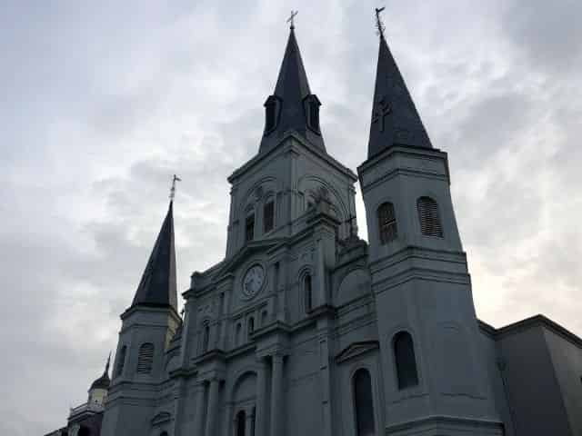 french quarter halloween ghost tours