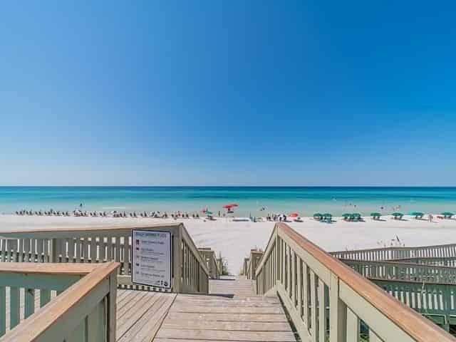 beautiful beaches along scenic 30A