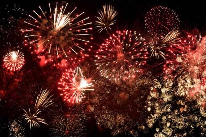 Gulf Shores, AL, Fourth of July, 2021 Festivities