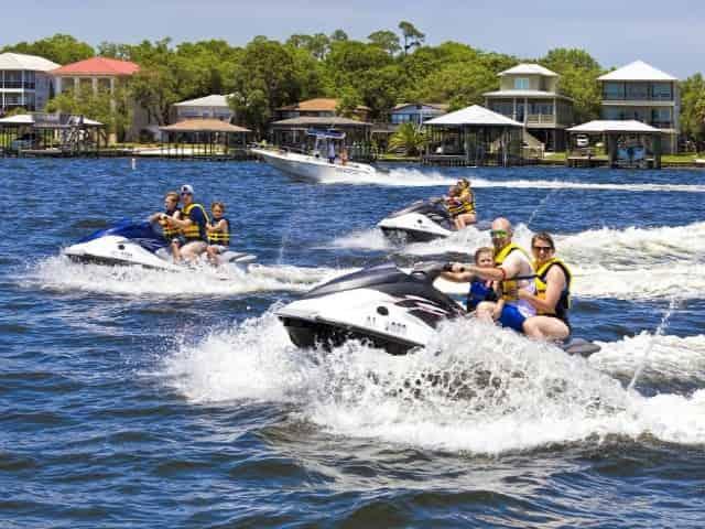 gulf shores waverunner rental