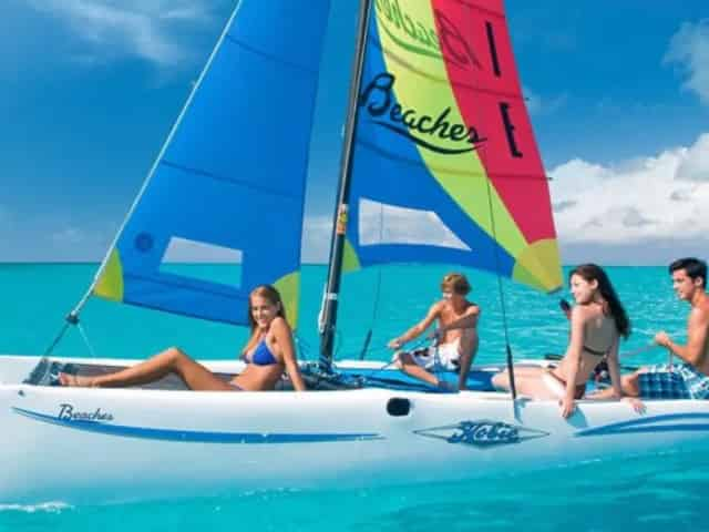 sailboat rental in miami beach, florida