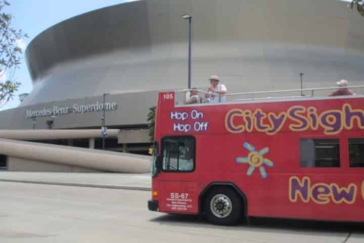 Hop On Hop Off New Orleans Bus Tour Coupons - City Sightseeing 2021