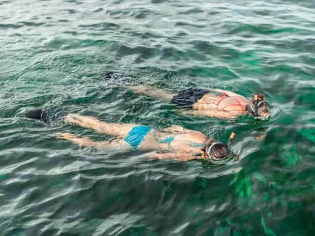 snorkeling in key west fl