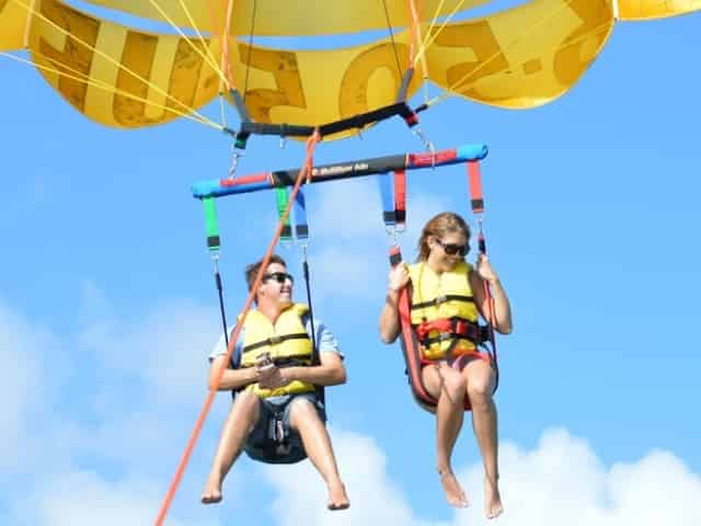 parasailing in key west fl