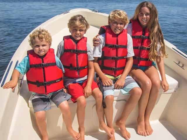 safety requirements for key west boating