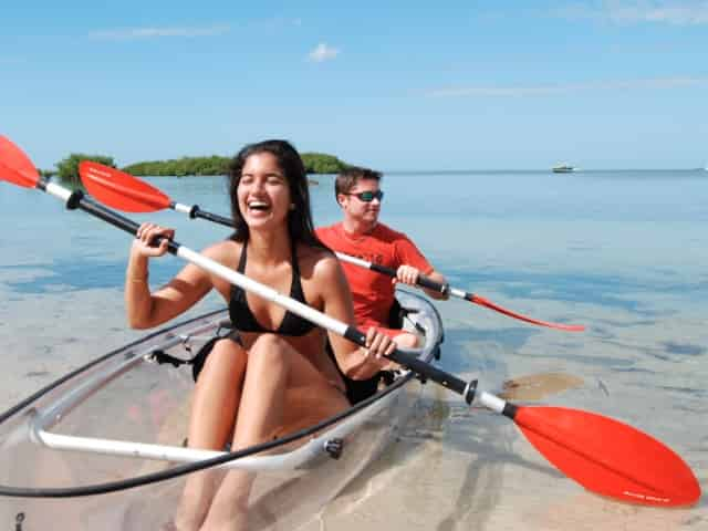 kayaking in key west fl
