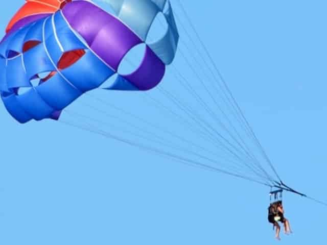 solo parasailing in biloxi, ms