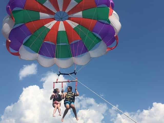 biloxi, ms parasailing