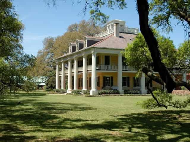 houmas house plantation near baton rouge