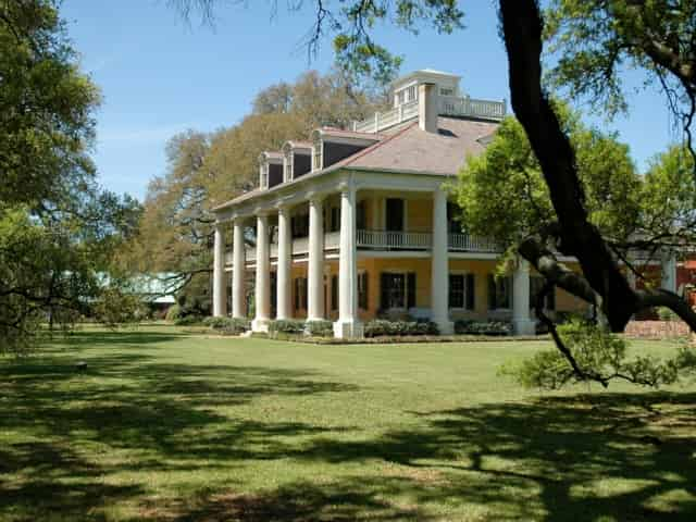 Plantation Tours in new orleans