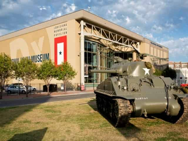 WW2 museum new orleans