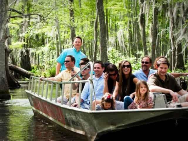 Bayou and Swamp Tours
