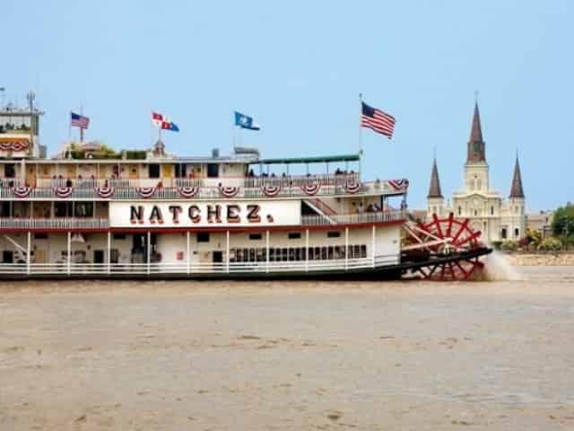 Dinner Cruises new orleans
